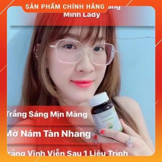 {Mua 1 tặng 3}COMBO 5 Viên Uống Trắng Da chống nắng Drnano Royal Minh Lady tặng thải độc trắng da, serum vitaminC…