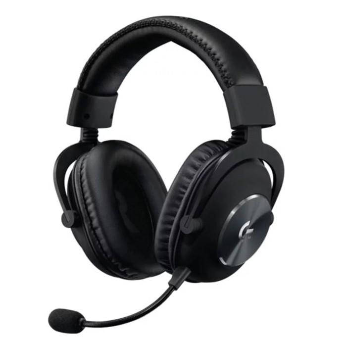LOGITECH HEADSET (หูฟัง) PRO X GAMING HEADSET WITH BLUE VOICE