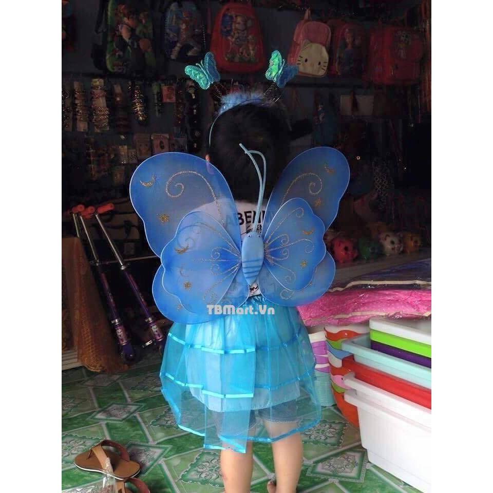 bộ đồ cosplay thiên thần cho bé