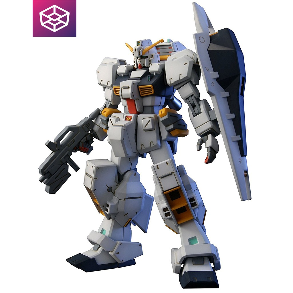 Mô hình lắp ráp Bandai High Grade RX-121-1 Gundam TR-1 Hazel Custom