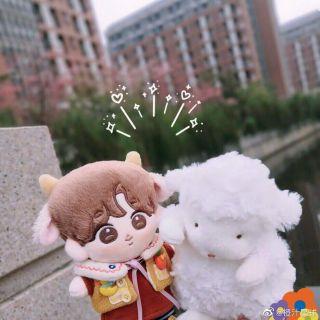 BTS Doll búp bê nhồi bông Autumn Moon Jin
