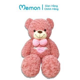 Gấu Bông Teddy Angel Hồng Cao Cấp Memon