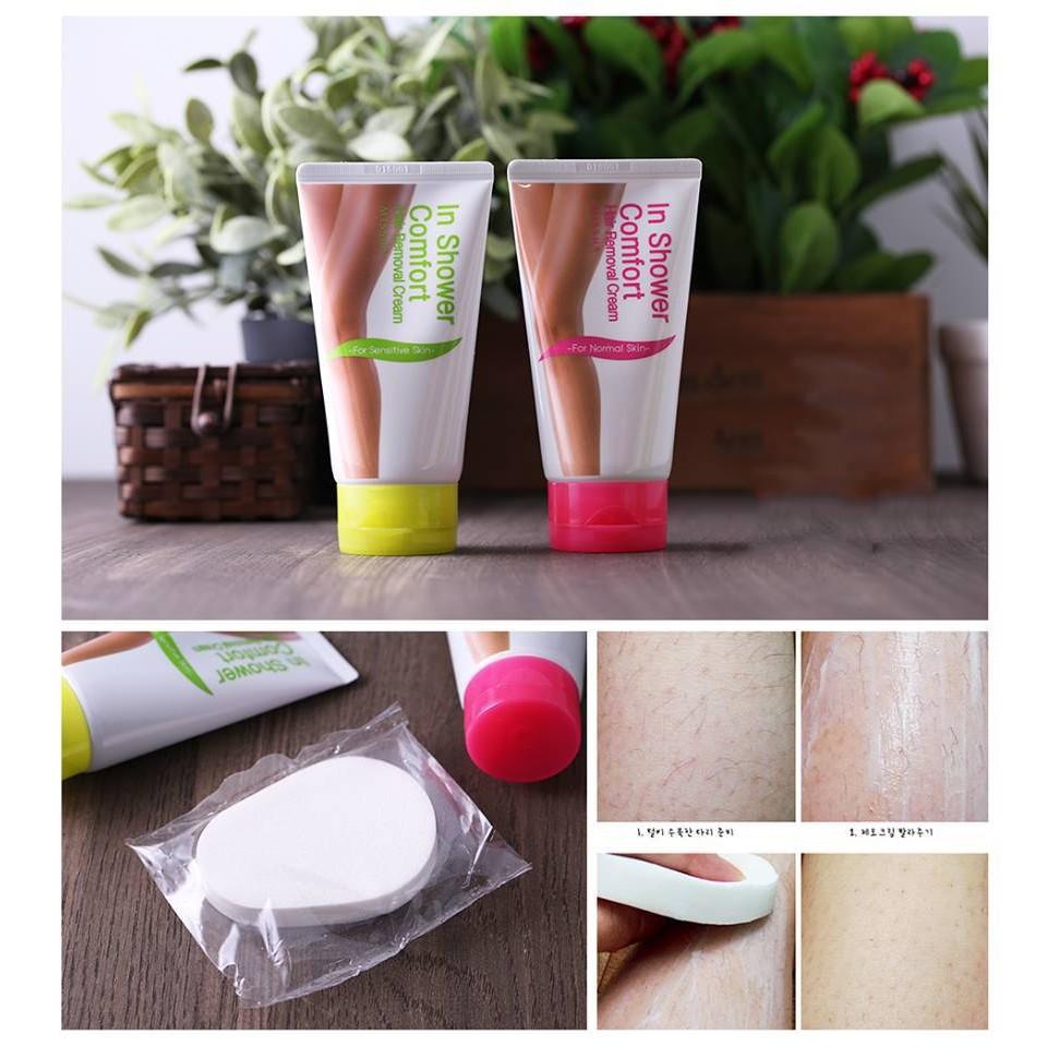 Kem tẩy lông Missha In Shower Comfort - 2475346 , 43077562 , 322_43077562 , 165000 , Kem-tay-long-Missha-In-Shower-Comfort-322_43077562 , shopee.vn , Kem tẩy lông Missha In Shower Comfort