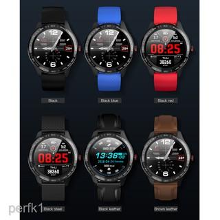 Đồng hồ thông minh L9 IP68 theo dõi sức khoẻ chống thấm nước