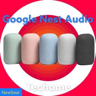 Loa thông minh Google Nest Audio mới nguyên seal