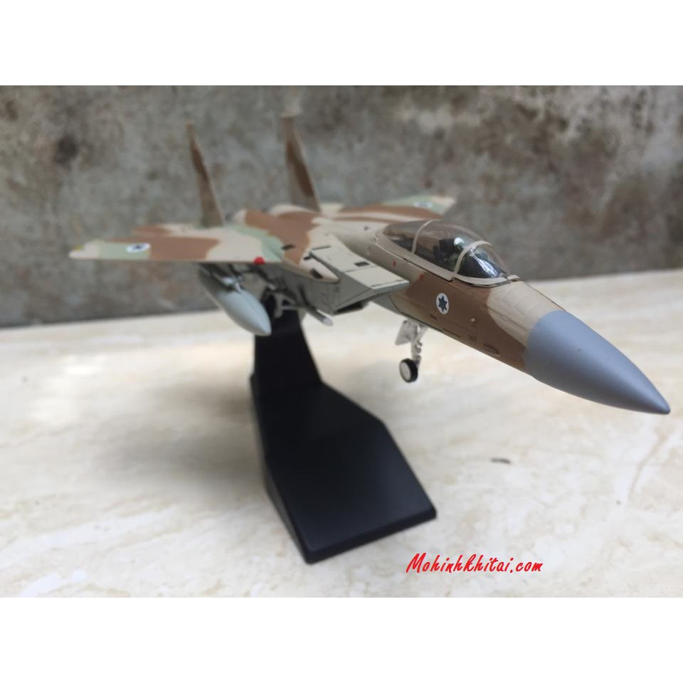 Mô hình Máy bay F15 Eagle 1:100