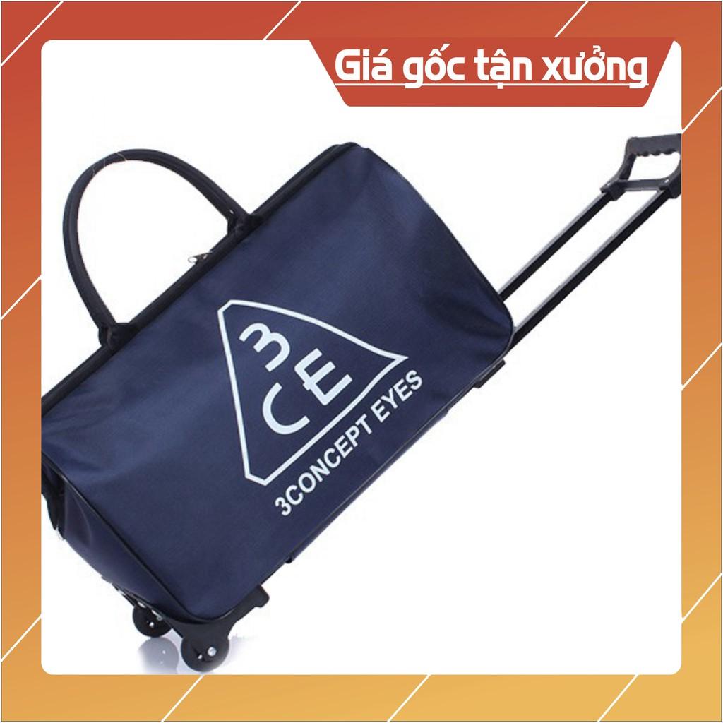 (Giảm Giá Sập Sàn) Túi kéo du lịch có bánh xe tiện dụng 3CE-4089 [Đẹp Rẻ)