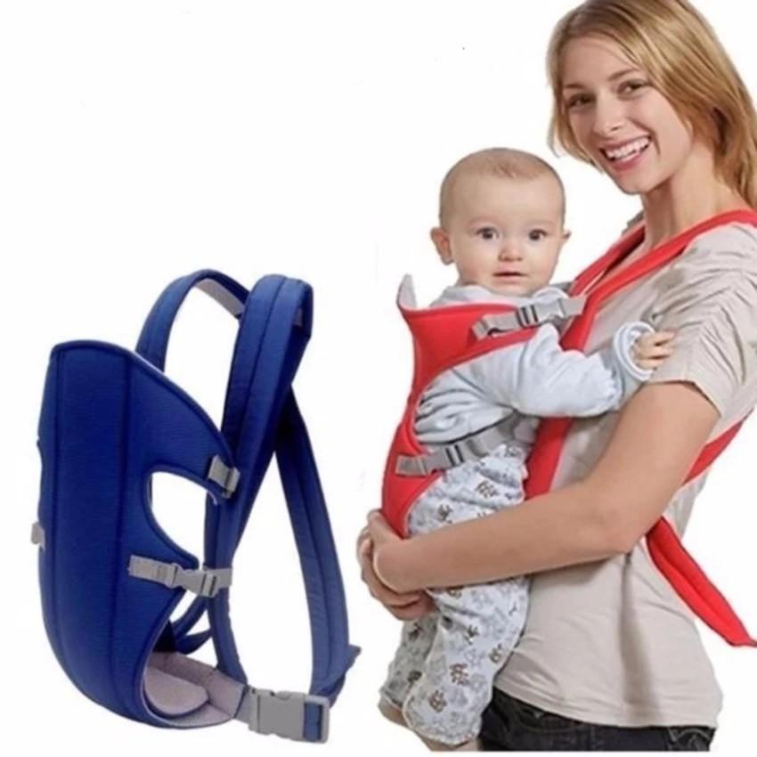 Địu 4 tư thế an toàn cho bé từ 2 tháng đến 24 tháng