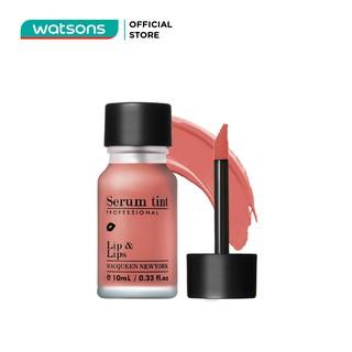 Son Môi Dạng Nước Macqueen Newyork Serum Tint Lip Lips 43G . 07 Rosy Coral