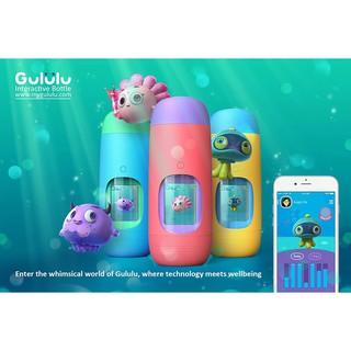 Bình nước siêu thông minh Gululu – bảo vệ sức khỏe bé yêu