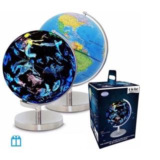 quả địa cầu khám phá thế giới