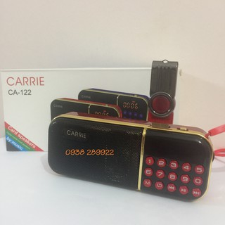 Loa USB cho trẻ học tiếng anh, loa học tiếng anh cho trẻ 2 pin thời gian sử dụng pin siêu lâu, giá rẻ, loa CARRIE 122 thumbnail