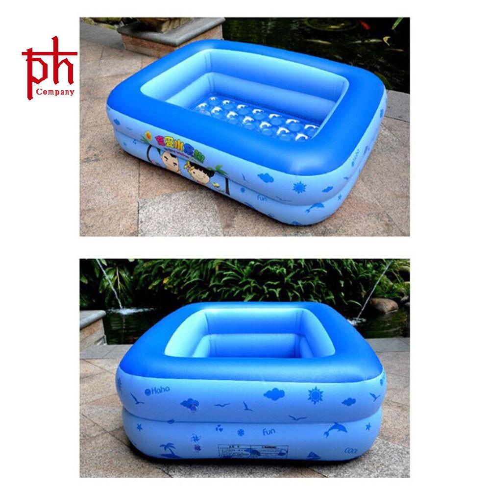 Bể Bơi 2 Tầng 1m2 Cho Bé