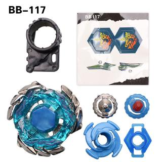 4D Metal Fusion Beyblade Set With Launcher