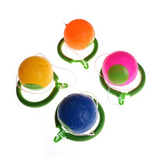 SUN11❤❤ Random Color Juggling Skip Jump Swing Toy Ball Outdoor Fun Toy F