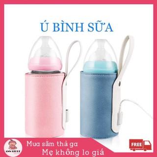 [BH 6 tháng] Túi Ủ Bình Sữa Cao Cấp Thông Minh (Thích hợp mọi bình sữa như comotomo, pigeon, avent)