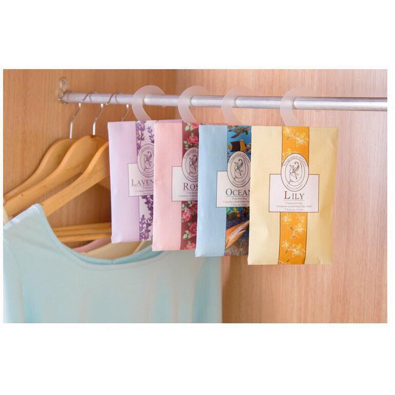 túi thơm treo tủ quần áo (2 túi )
