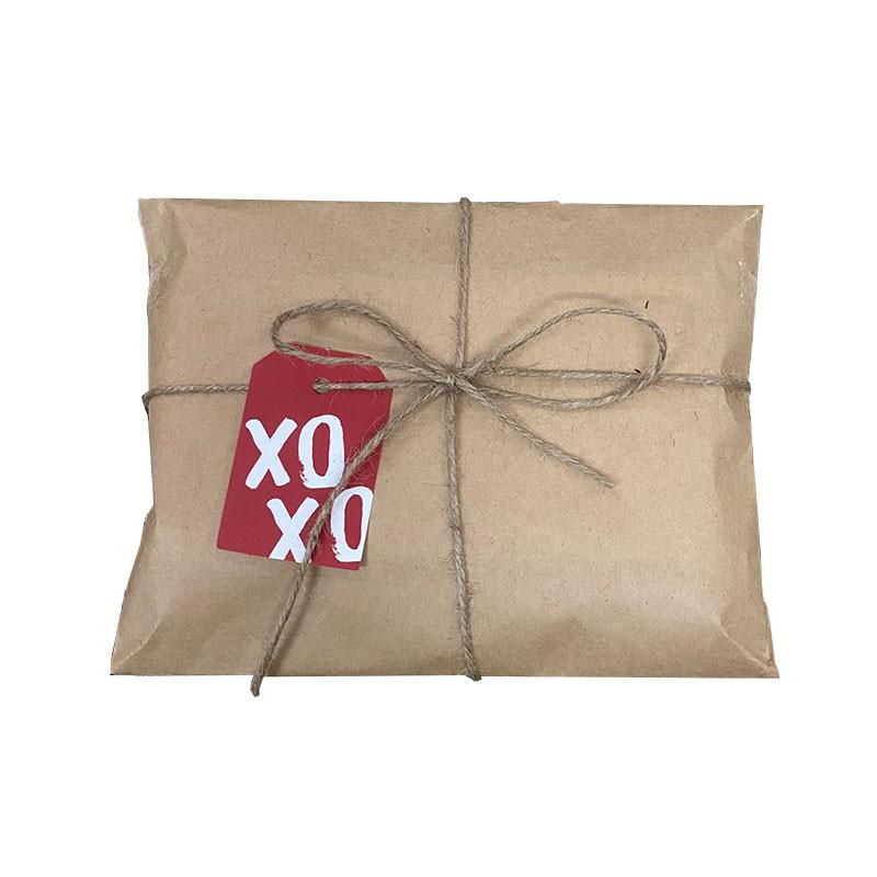Túi giấy kraft - Giấy gói quà sinh nhật