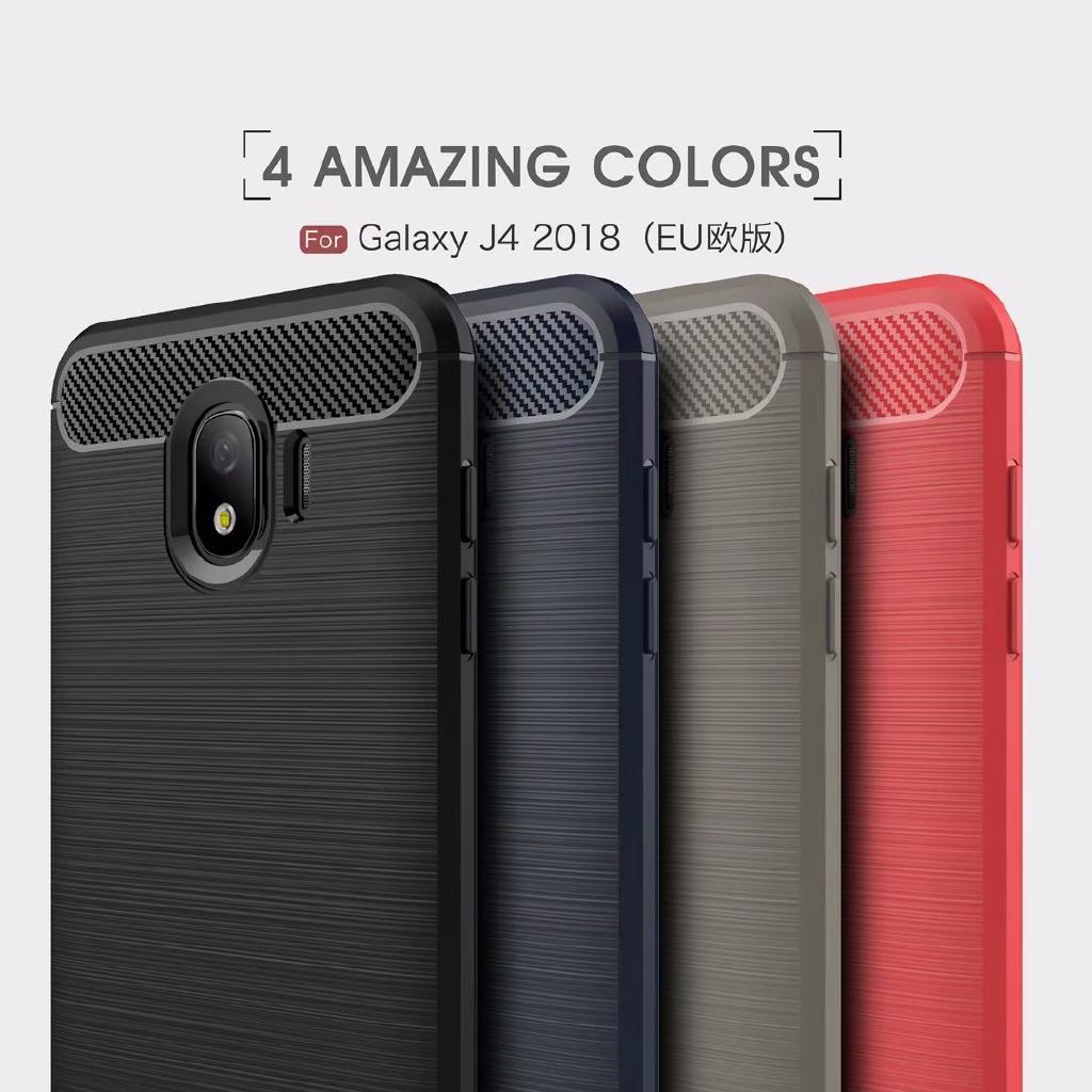 Ốp Điện Thoại Họa Tiết Độc Đáo Cho Samsung J2 Pro J3 J4 J6 J7 J8 J2 J4 Core J4 + J6 Prime