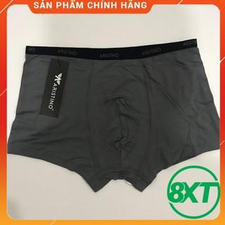 Yêu ThíchQuần lót Boxer, sịp nam⚡ARISTINO⚡CẠP NHỎ, SỢI TRE kháng khẩu tự nhiên, thấm hút tuyệt đối, bảo vệ sức khỏe - ABX16-08