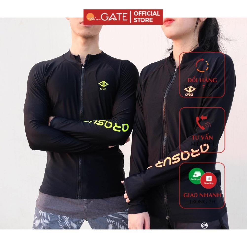 Áo khoác bơi dài tay [ẢNH THẬT] áo bơi dài tay UNISEX Hàn Quốc chống nắng - co giãn cực tốt, mặc siêu thoải mái 😍