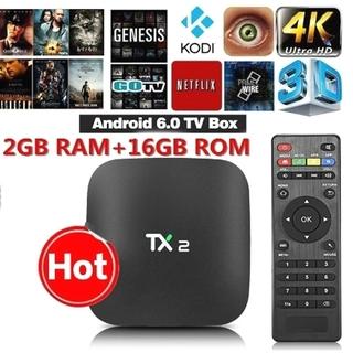 ANDROID Tv Box Tx2 2gb 16gb Lõi Tứ Pk Z28 X96 Mini Và Phụ Kiện