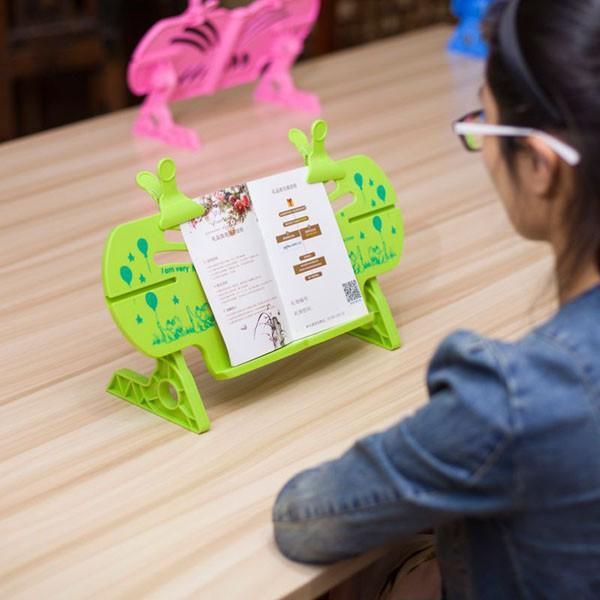 Giá đọc sách thông minh chống cận cho bé yêu