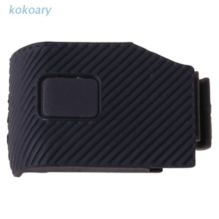 KOK Side Door Cover USB-C Mini HDMI Port Side Protector Replacement for GoPro HERO5/6/7 Black UV Filter Lens Repair Parts Accessories