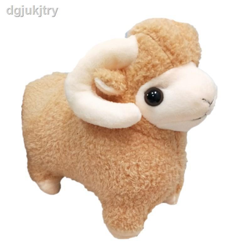Cừu Nhồi Bông Đáng Yêu Dành Cho Làm Quà Sinh Nhật / Giáng Sinh