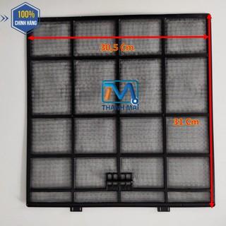 [CHÍNH HÃNG] Lưới Lọc Máy Lạnh Panasonic model  U9,12 VKH// U9,12 TKH// PU9,12TKH// N9,12SKH// XU9,12UKH