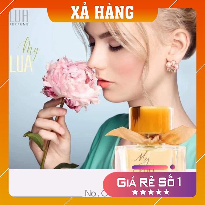 Nước Hoa My LUA - No6 Xạ Hương (35ml)