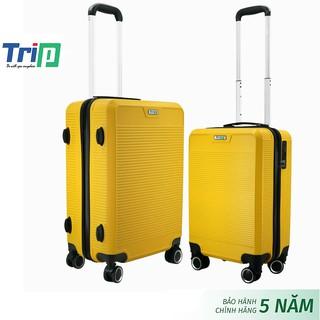 Bộ 2 vali nhựa TRIP P808 size 20inch + 22inch thumbnail