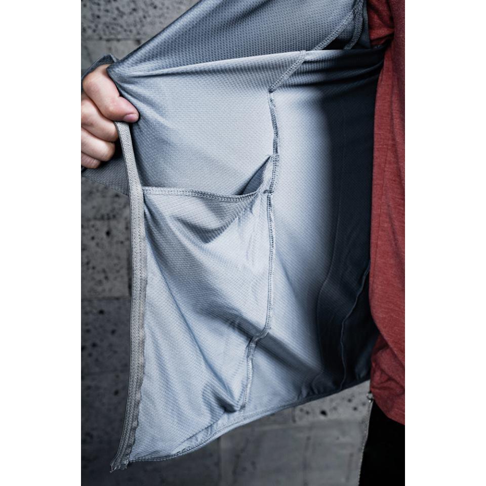 HÀNG ĐẸP_Áo chống nắng nam chất lạnh thông hơi chống tia UV kèm túi đựng tiện lợi