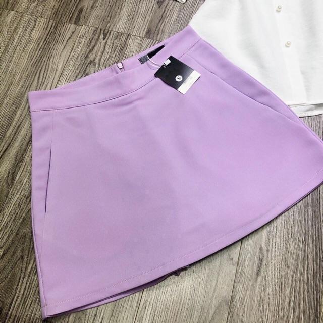 [Mã WASEPRN hoàn 20% xu đơn 99k] Chân váy chữ A Hot Trend