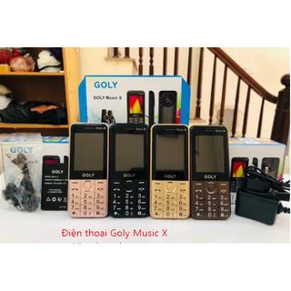 Điện thoại Goly Music X- hàng chính hãng thumbnail