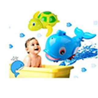 Combo cá Heo,Rùa biết bơi cho bé