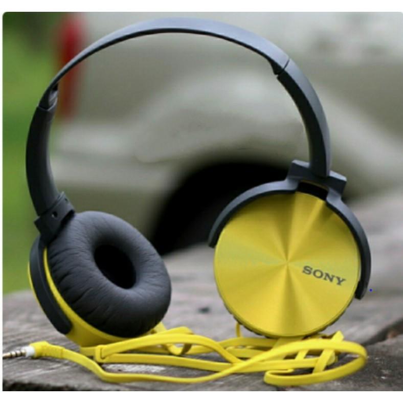 [GÍA CỰC HOT] Headphone Sony Ex450 chính hãng ? Âm thanh cực hay