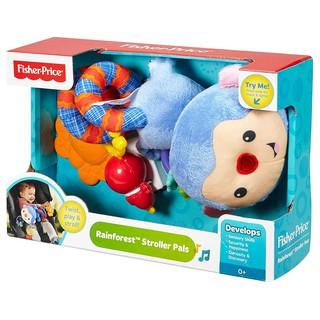 đồ chơi thông minh con khỉ Fisher-Price treo nôi, xe đẩy cho bé