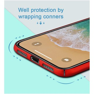 NEWmak Jazz Slim Case For Xiaomi Mi 8 SE Skin Tactility Hard PC Case 5.88 Inches