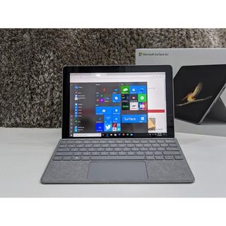 Máy tính bảng Microsoft Surface Go ram 8GB , SSD 128GB , 2 trong 1 kèm bàn phím và sạc chính hãng tại Playmobile