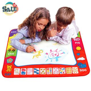 Water Magic Canvas Graffiti Pad Drawing Pen Children's Educational Painting Toy