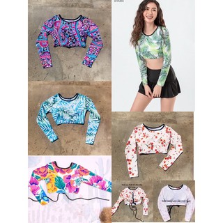 Áo Tay Dài Crtop Mix Với Hơn 20 Mẫu Quần Lẻ Của Shop Hàng Thiết kế Bao Đẹp thumbnail