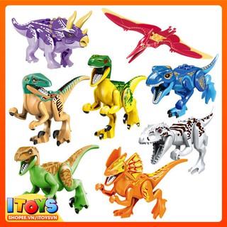 Đồ chơi khủng long, miếng ghép con vật Khủng long, đồ chơi cho trẻ em