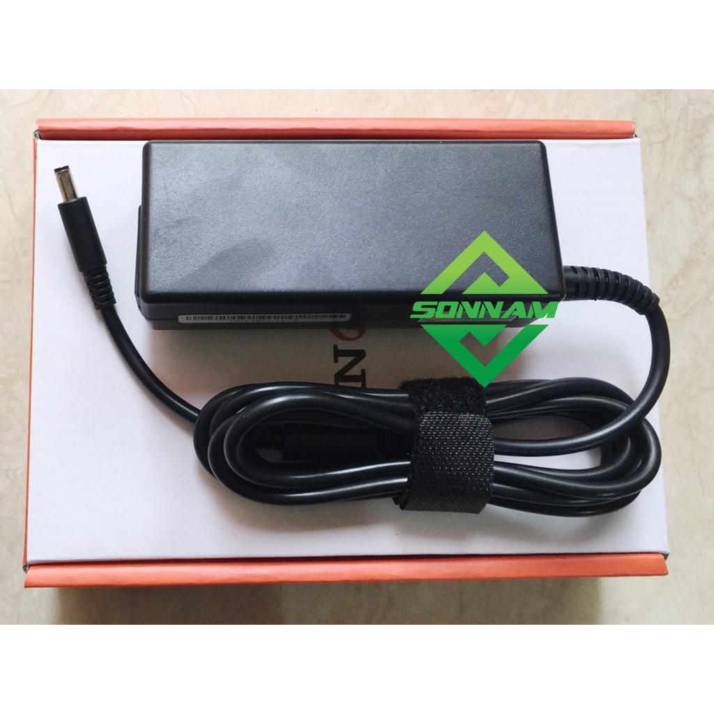 Sạc laptop Dell chính hãng - ZIN , chân kim nhỏ 19.5v-3.34a ( Chân tròn nhỏ có kim ở giữa)