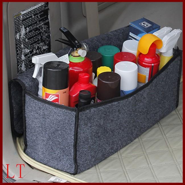 Universal Large Anti Slip Car Trunk Storage Organiser Case Tool Bag