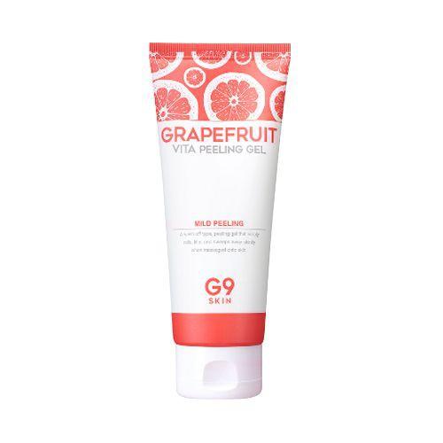 Gel tẩy tế bào chết G9SKIN Grapefruit Vita Peeling Gel