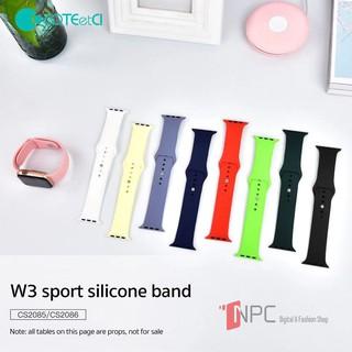 Dây Apple Watch Coteetci Chất Liệu Cao Su Mềm Mại Ôm Tay dành cho Apple Watch Series 5/4/3/2/1 kích thước 38/40/42/44