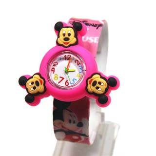 Đồng hồ hình hoạt hình ngộ nghĩnh cho bé