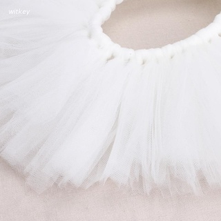 WIT Newborn Photography Props Infant Costume Outfit Princess Baby Tutu Skirt