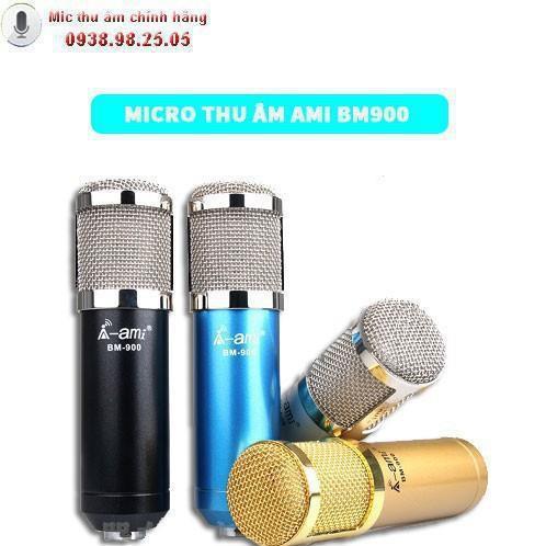 Công Nghệ Phượt - MICRO THU ÂM ZANSONG BM900 - Yên Tâm Mua Sắm